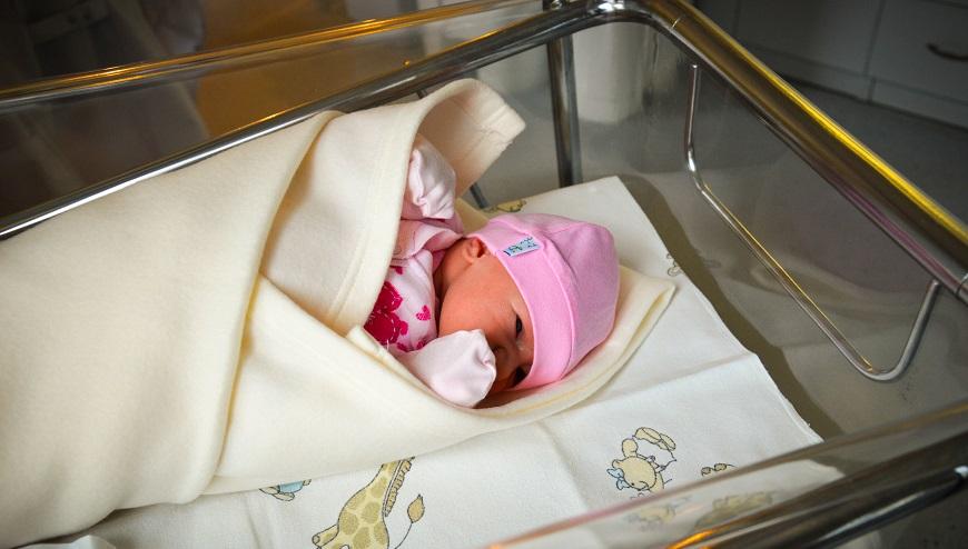 Anastazja - Narodziny - Szpital