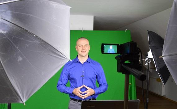 Studio Green Screen Nagrywanie