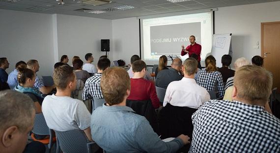 Szkolenie Bartek - Warszawa 3