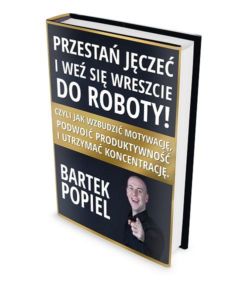 książka Bartek Popiel