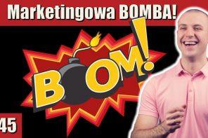 Marketingowa BOMBA | Poranny Inspirator #45