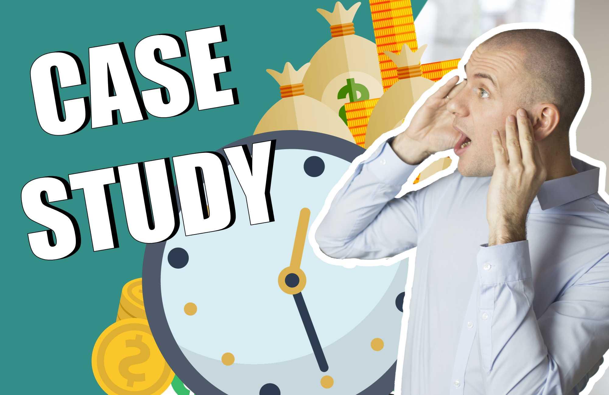 CASE STUDY: Zarobił 11 milionów w 90 minut!